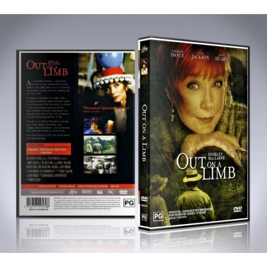 Out On a Limb DVD - 1987 Shirley MacLaine