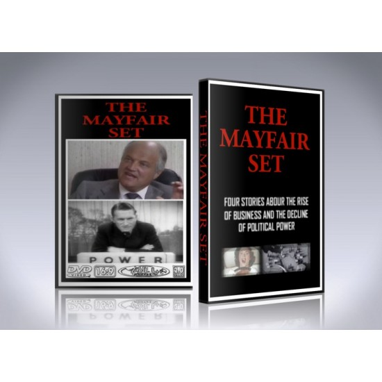 The Mayfair Set DVD - Adam Curtis Documentary