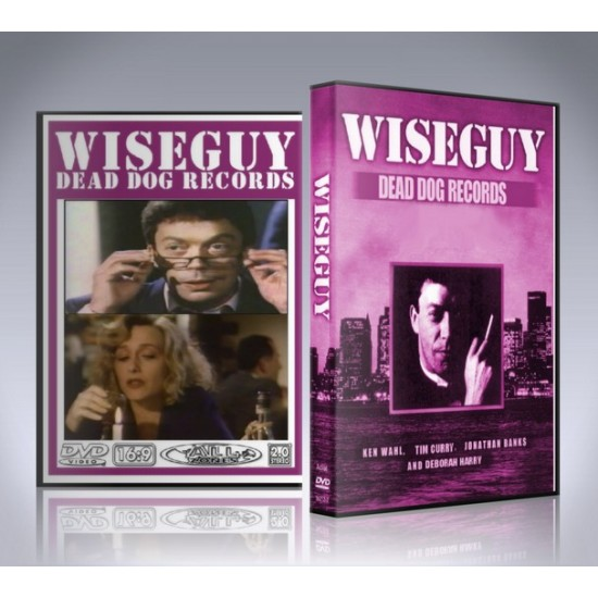 Wiseguy: Dead Dog Records DVD