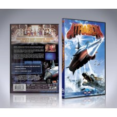 Atragon DVD - 1963 Movie