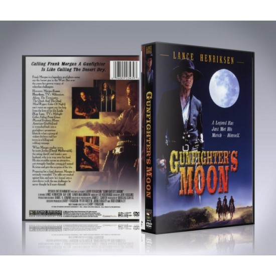 Gunfighter's Moon DVD - 1995 Movie