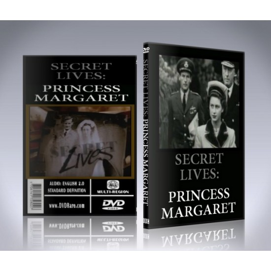 Secret Lives; Princess Margaret DVD - 1997 Documentary