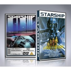 Starship: Lorca and the Outlaws DVD - 1984 Film