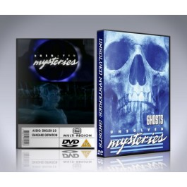 Unsolved Mysteries: Ghosts DVD - Robert Stack