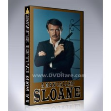 A Man Called Sloane DVD - Robert Conrad - 1979