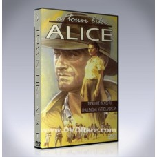 A Town Like Alice DVD - 1981