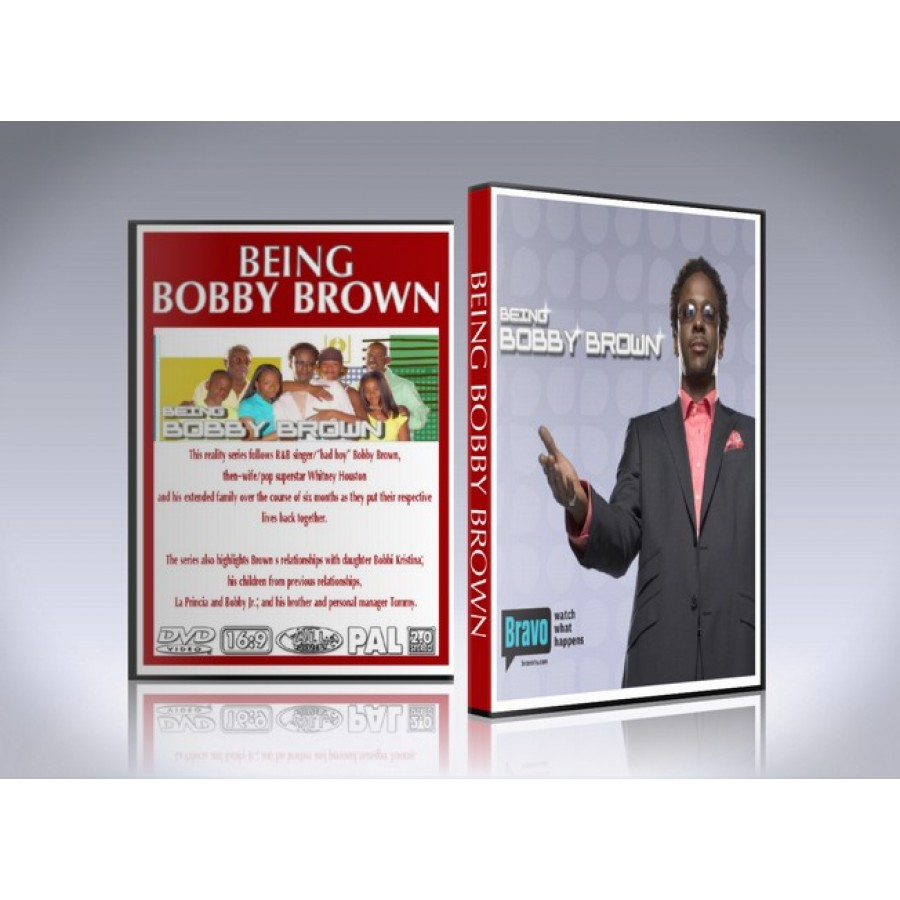 Being Bobby Brown DVD Box Set - TV Reality Show