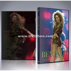 Beyonce Glastonbury DVD  -  2011 BBC