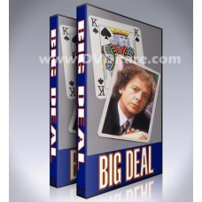 Big Deal DVD Box Set - Series 1-3 - Every Episode - Ray Brooks