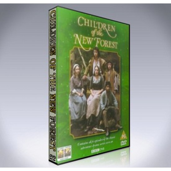 Children of the New Forest DVD - BBC Series - Complete - 1998