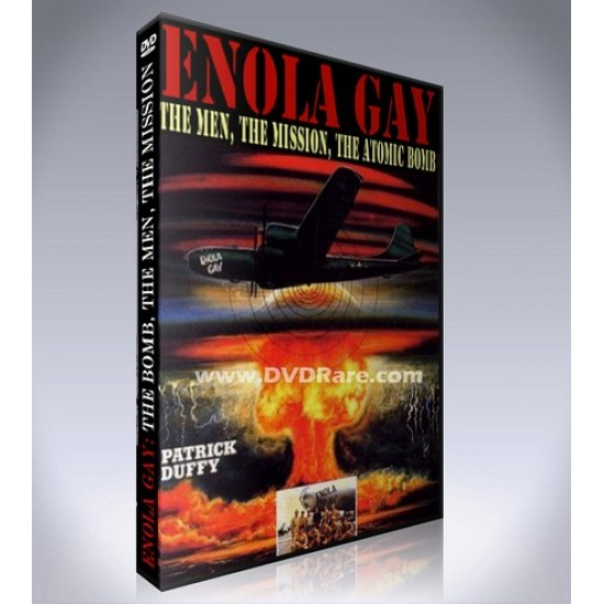 Enola Gay: The Men, the Mission, the Atomic Bomb DVD (1980)
