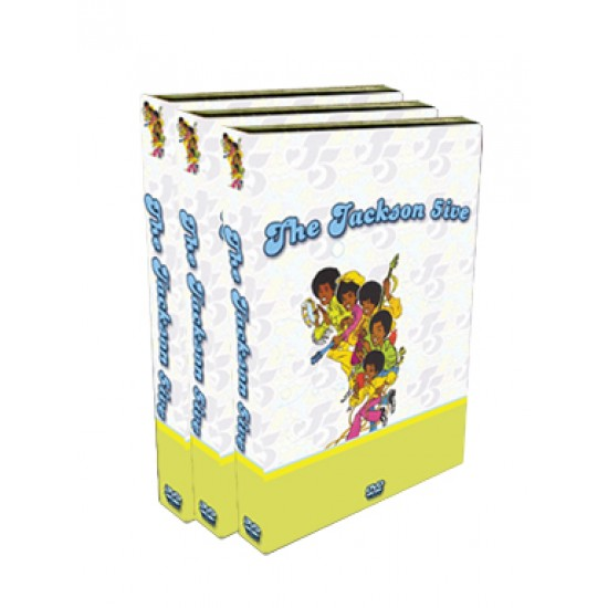 The Jackson 5ive DVD Set - Complete Seasons 1 and 2