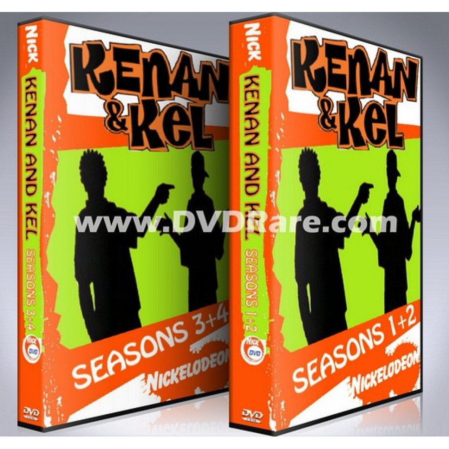 Kenan & Kel DVD Box Set