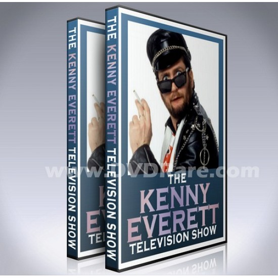 The Kenny Everett Television Show DVD - Every Episode - 1980s BBC