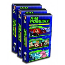 Kim Possible DVD - Seasons 1-4 - Every Episode