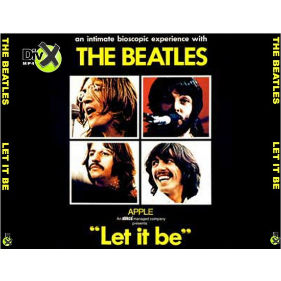 Let it Be - Beatles - Documentary Movie