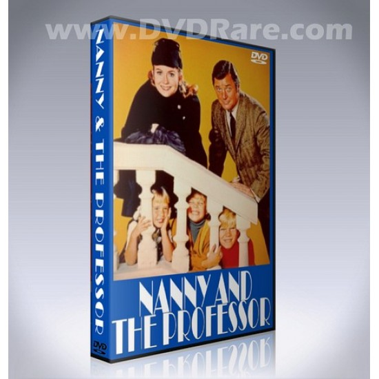 Nanny and the Professor DVD Box Set - Seasons 1-3 - 1970