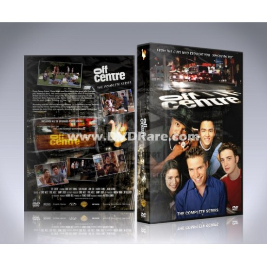 Off Centre DVD - Seasons 1&2 - Sean Maguire - 2002