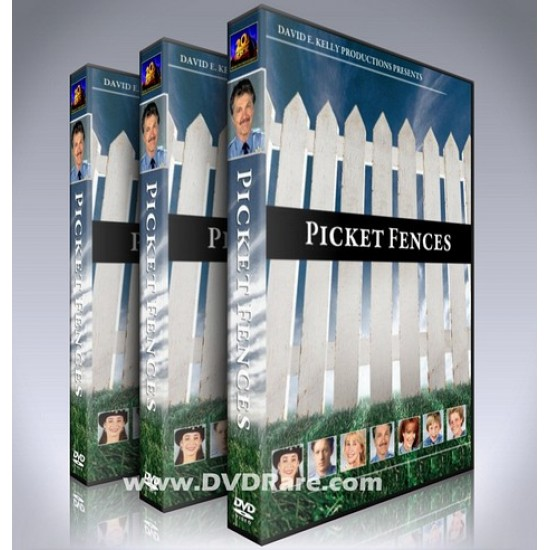 Picket Fences DVD Box Set - All 4 Seasons - TV Series