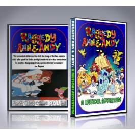 Raggedy Ann & Andy: A Musical Adventure DVD