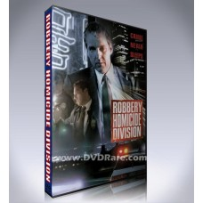 Robbery Homicide Division DVD - 2002 TV - Police - Michael Mann