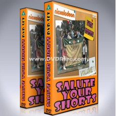 Salute Your Shorts DVD - Nickelodeon - EVERY EPISODE - 1990s