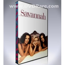 Savannah DVD - 1996 TV Show- Shannon Sturges