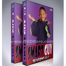 Smart Guy DVD - Disney - Seasons 1-3 - COMPLETE