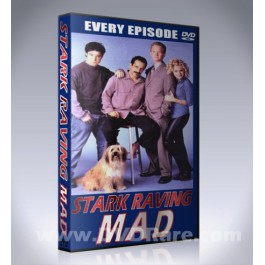 Stark Raving Mad DVD - Neil Patrick Harris - TV Show