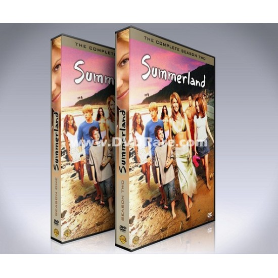 Summerland DVD Set - Complete Seasons 1 and 2