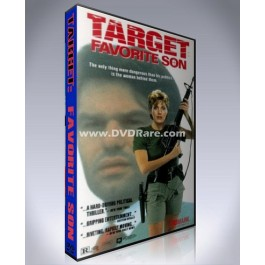 Target: Favorite Son DVD - 1988 Mini-Series - Harry Hamlin