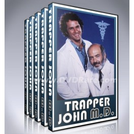 Trapper John, M.D. DVD - Seasons 1-7 - Complete Box Set