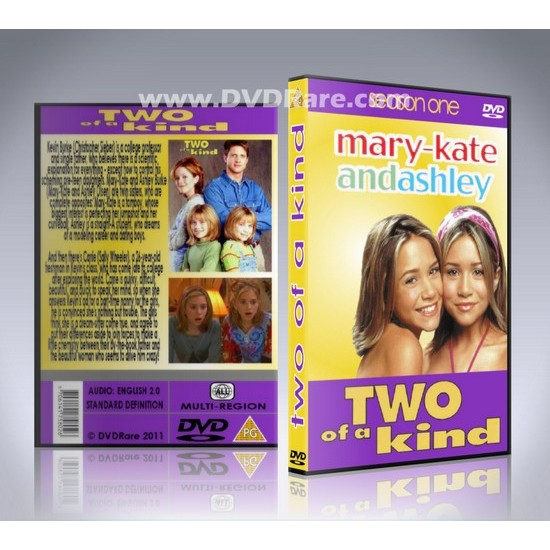 Two of a Kind DVD - Every Episode - The Olsen Twins