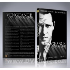 Vengeance Unlimited DVD - Michael Madsen - Complete - 1998