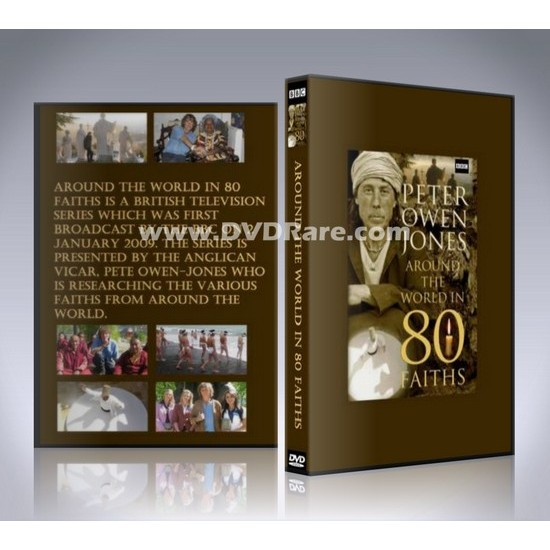 Around the World in 80 Faiths DVD - BBC - Rituals