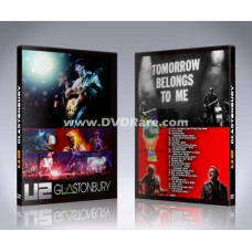 U2 Glastonbury DVD - 2011 - BBC