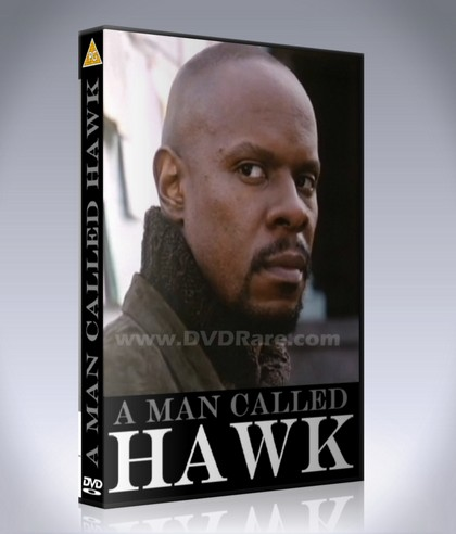 A Man Called Hawk DVD - Avery Brooks - 1989 - Spenser