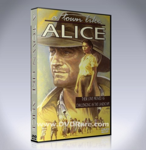 A Town Like Alice DVD - 1981 TV Series - Drama