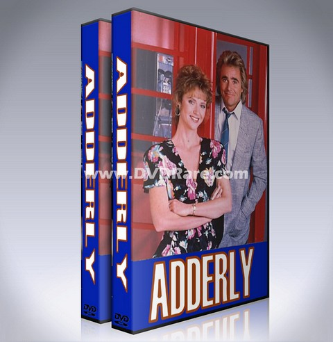 Adderly DVD - 1986 TV Show - V.H. Adderly - Winston Rekert