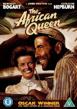 The African Queen - DVD - 1951