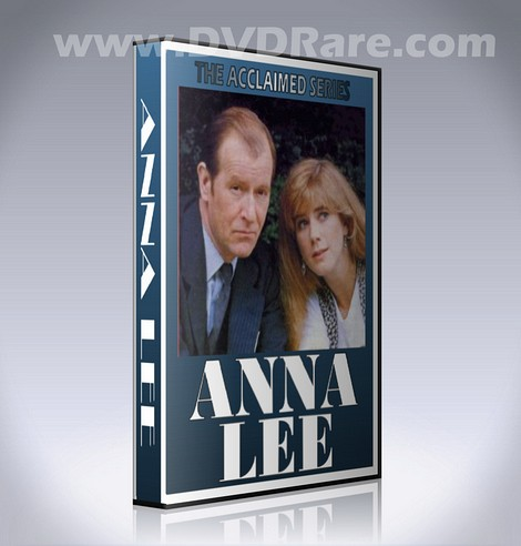 Anna Lee DVD - 1994 ITV - British TV Show