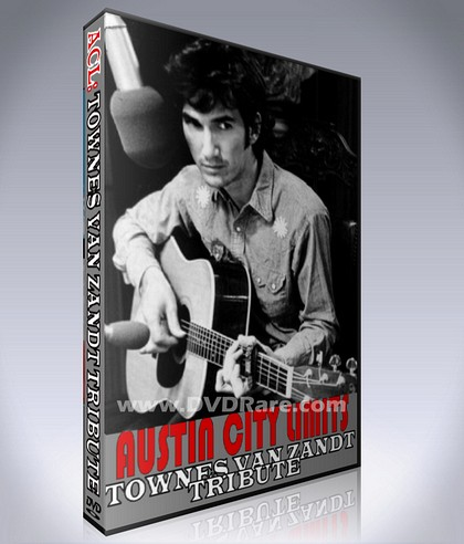Townes Van Zandt Tribute DVD - Austin City Limits 1997