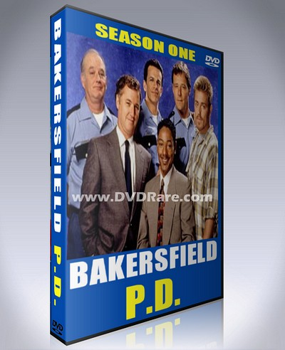 Bakersfield P.D. DVD - 1993 - TV Sitcom Fox