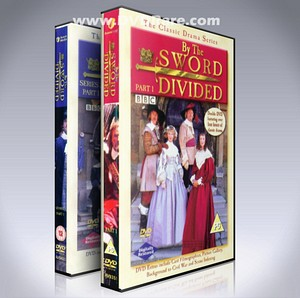 By The Sword Divided DVD - Series 1&2 - 1983 - BBC - Box Set