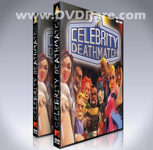 Celebrity Deathmatch DVD Box Set - Seasons 1-4