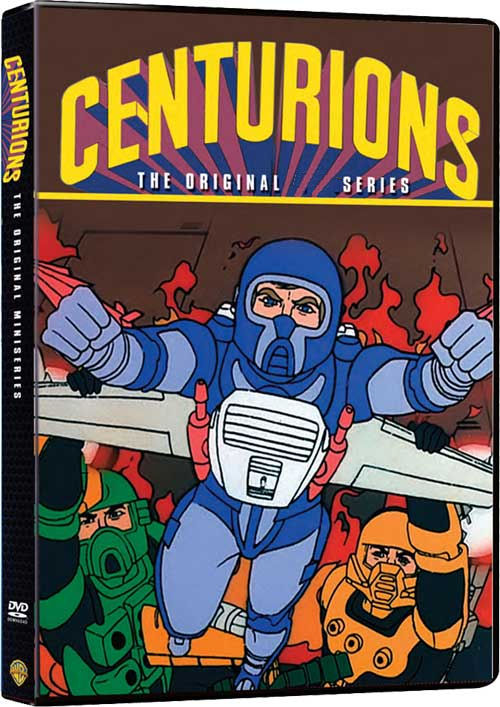 The Centurions DVD - All 65 Episodes - Box Set - 1986