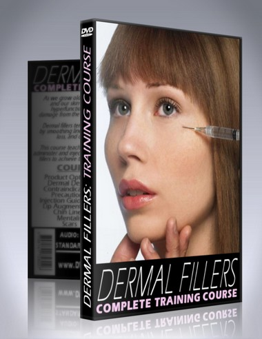Dermal Fillers Training Course DVD - How to - Restylane Juvederm