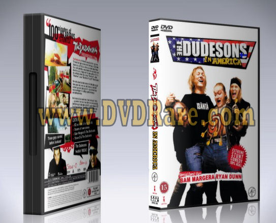 The Dudesons in America DVD - Season 1