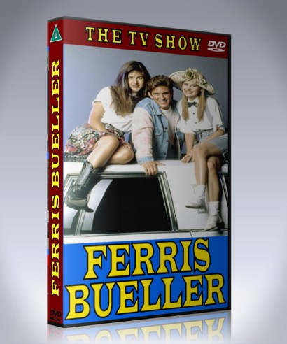 Ferris Bueller TV Show DVD - 1990 - Jennifer Aniston