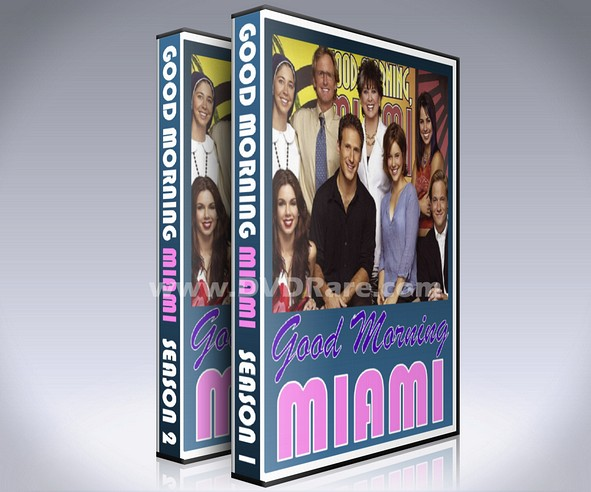 Good Morning Miami DVD - NBC - Every Episode!